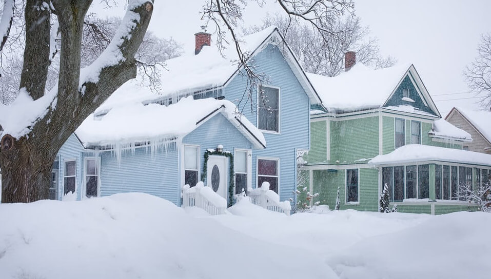 Home Winterization in 4 Steps